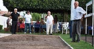 CENTRO DE JUBILADOS: HABILITARON SERVICIO DE PODOLOGIA Y LOS JUEGOS DE TABA Y TEJO
