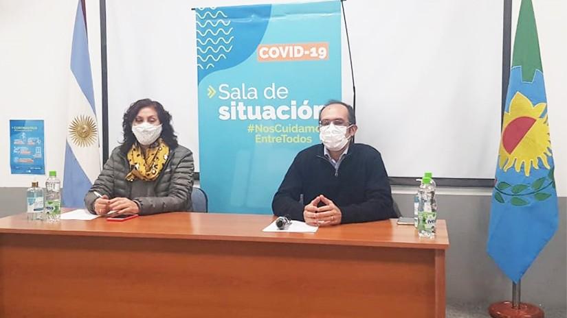 CONFIRMARON EL PRIMER CASO POSITIVO DE COVID 19 EN BOLIVAR