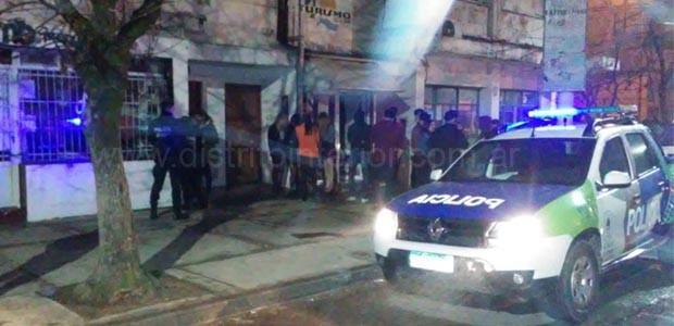 GENERAL VILLEGAS: LA POLICIA INTERVINO EN DOS FIESTAS CLANDESTINAS. 110 PERSONAS NOTIFICADAS.
