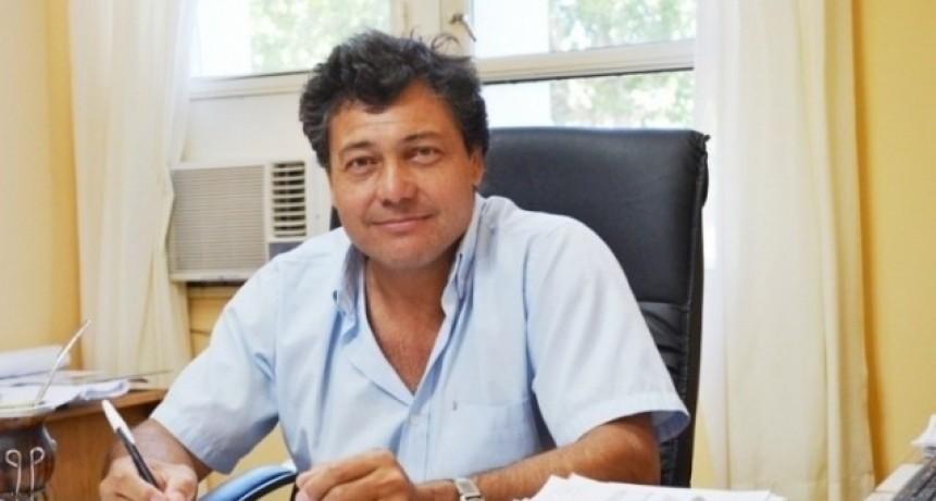 """CARLOS DREESSEN: """"SE RECIBIO UN LLAMADO INTIMIDANTE EN EL HOSPITAL MUNICIPAL. ESTARA EN MANOS DE LA JUSTICIA DETERMINAR QUIEN LO HIZO"""""""