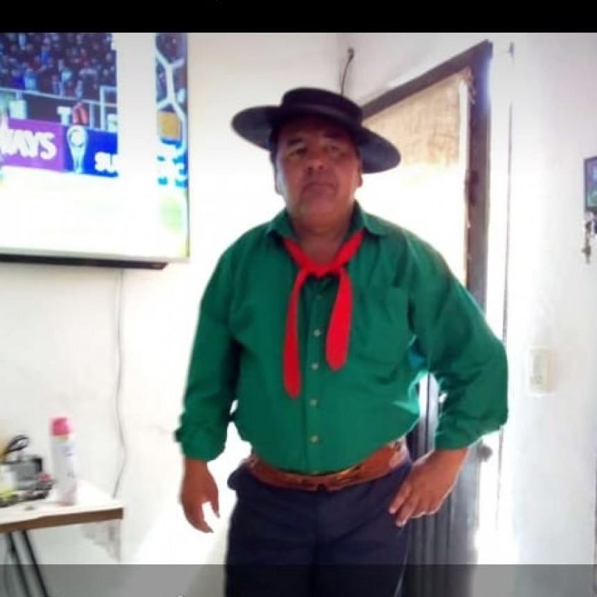 """HORACIO BLANCO: """"ACA EN PELLEGRINI ESTOY AISLADO, NOS TRAJERON ACA Y NOS DEJARON A LA DERIVA"""""""