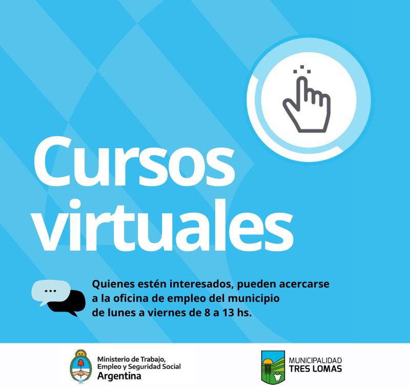 INSCRIPCIÓN A CURSOS VIRTUALES