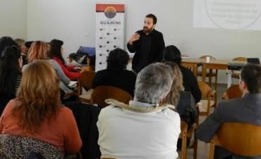 EL DISTRITO FUE CENTRO DE UNA JORNADA REGIONAL DE TRABAJO COOPERATIVO