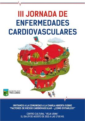 NUEVA JORNADA DE ENFERMEDADES CARDIOVASCULARES