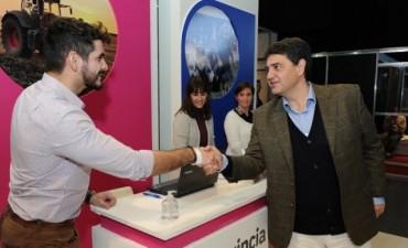 EL GRUPO PROVINCIA LLEVÓ SERVICIOS PARA EL SECTOR AGROPECUARIO A LA RURAL