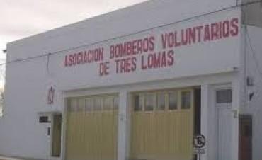 RIFA BOMBEROS - SORTEO