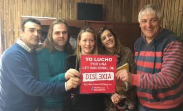 NOS SUMAMOS A LA CAMPAÑA POR UNA LEY NACIONAL DE DISLEXIA