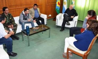 AUTORIDADES MUNICIPALES Y POLICIALES COMPARTIERON LINEAMIENTOS DE SEGURIDAD