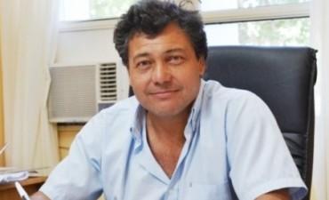 CARLOS DREESSEN: 'EL INCENDIO LO ORIGINO GENTE DE UNA EMPRESA QUE LLEVA COSAS DEL BASURERO'