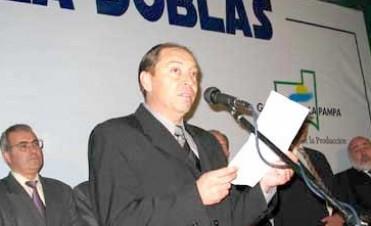 JORGE PAEZ INVITO A PARTICIPAR DE LA EXPO APICOLA DOBLAS