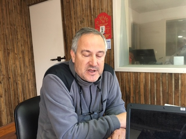 HORACIO DAHIR: 'YO ACEPTO CRITICAS Y LAS TRATO DE CONVERTIR EN POSITIVO'