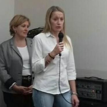 LETICIA ALTUNA: 'ES UNA JORNADA SOBRE DISLEXIA ABIERTA PARA TODA LA COMUNIDAD'