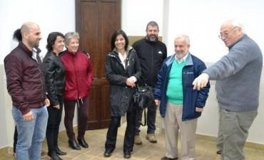 EL INTENDENTE ÁLVAREZ RECIBIÓ A AUTORIDADES EDUCATIVAS DE LA PROVINCIA