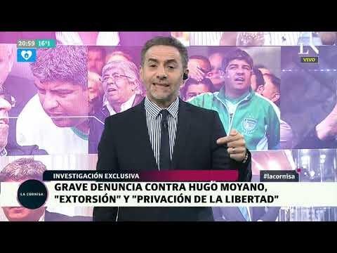 EL TRANSPORTISTA TRESLOMENSE ALEJANDRO CASTELL RADICO UNA DENUNCIA PENAL CONTRA MOYANO