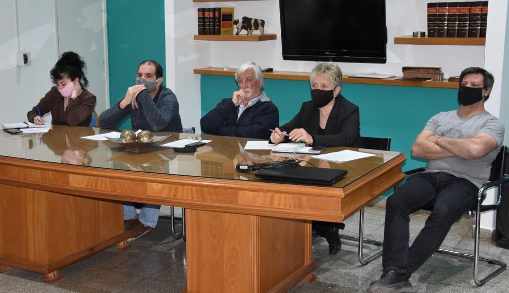 CARRERA ENCABEZÓ VIDEOCONFERENCIA CON EL MINISTRO DE EDUCACIÓN DE LA NACIÓN