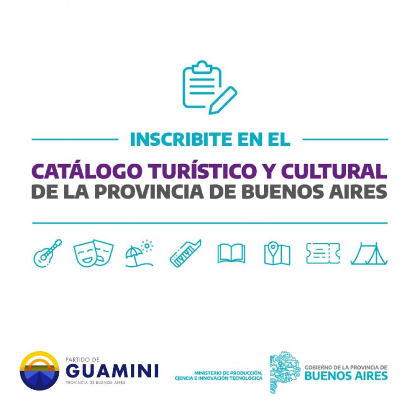 EL MUNICIPIO INVITA A SECTORES DEL TURISMO Y LA CULTURA PARA FORMAR PARTE DEL CATÁLOGO TYC