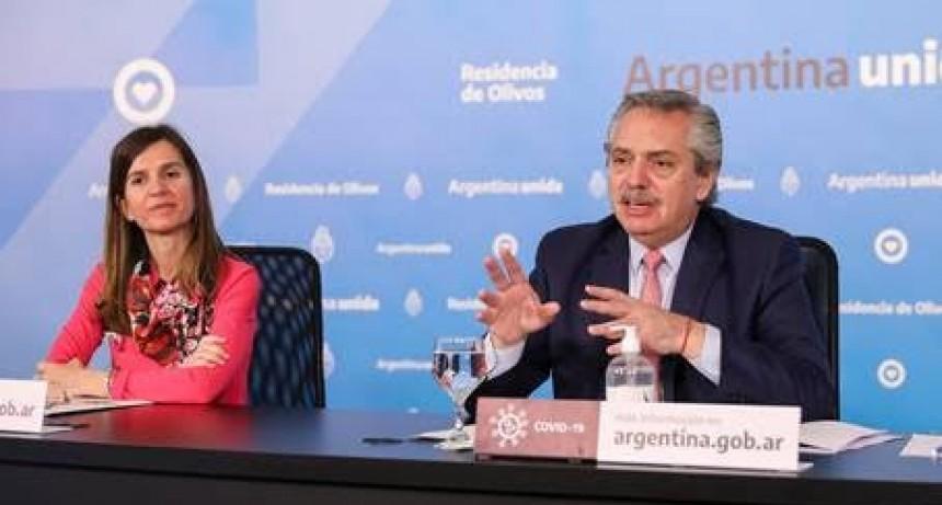 ALBERTO FERNÁNDEZ Y FERNANDA RAVERTA ENCABEZARON EL ENCUENTRO FEDERAL DE LA ANSES