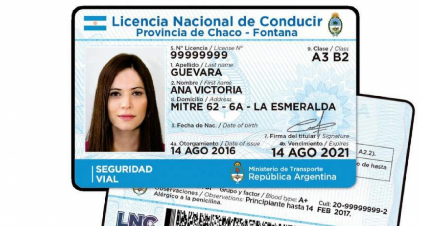NUEVA PRÓRROGA DE LICENCIAS DE CONDUCIR
