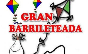 EL DOMINGO GRAN BARRILETEADA EN EL PARQUE INTEGRADO