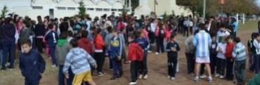 HOY - ENCUENTRO DE ESCUELAS ESPECIALES Y TALLERES PROTEGIDOS EN EL POLI