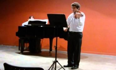CONCIERTO DE VIOLIN Y PIANO EN EL CINE ESPAÑOL
