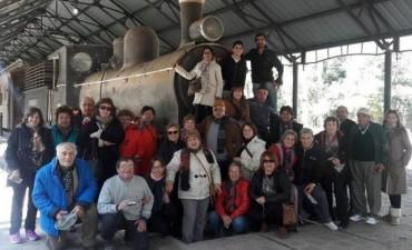 ABUELOS VISITARON EL MUSEO HISTORICO '17 DE OCTUBRE'