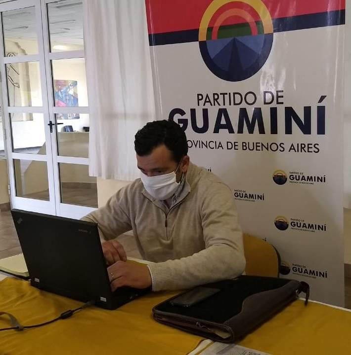 EL COMITÉ DE EVALUACIÓN DE CRISIS SE VOLVIÓ A REUNIR Y SUMÓ A LA REPRESENTACIÓN DE LOS COMERCIANTES LOCALES