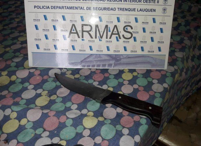 VIOLENCIA DE GENERO Y TENTATIVA DE FEMICIDIO EN TRENQUE LAUQUEN