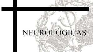 NOTA NECROLOGICA