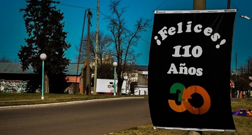TREINTA DE AGOSTO CELEBRÓ SUS 110 AÑOS