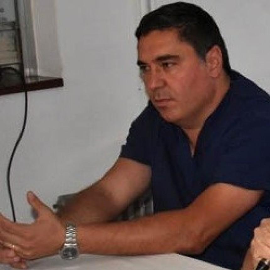 """DR. NICOLAS SAÑUDO: """"LE PEDIMOS A LA COMUNIDAD QUE SE CUIDE Y QUE NOS DE UNA MANO"""""""