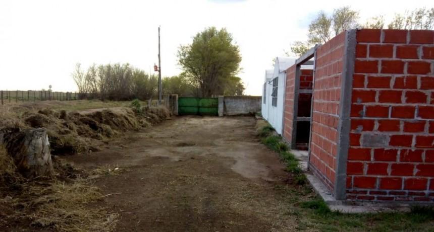 CULMINARON LOS TRABAJOS DE REPARACIÓN DE LAS NICHERAS EN QUENUMÁ