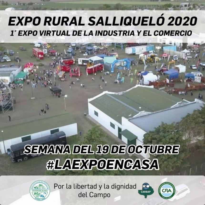 EXPO RURAL SALLIQUELÓ 2020