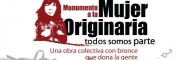 MONUMENTO A LA MUJER ORIGINARIA
