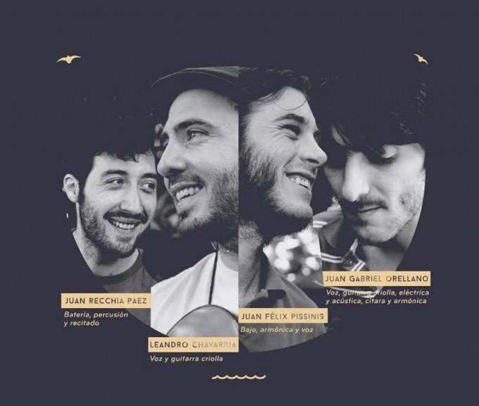 'LOS POBLADORES DEL FARO' SE PRESENTARAN EN GARRE