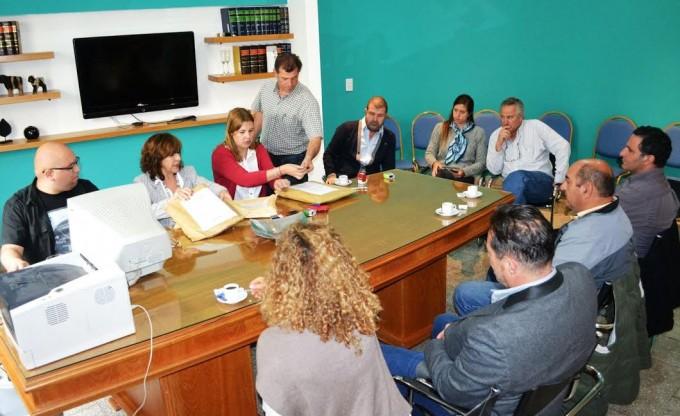 ABRIERON LOS SOBRES DE LA LICITACION PARA CONSTRUIR 40 VIVIENDAS