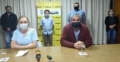 SALLIQUELÓ RETROCEDE A FASE 3 CON 11 CASOS POSITIVOS DE COVID-19, 5 CASOS SOSPECHOSOS Y 120 AISLADOS