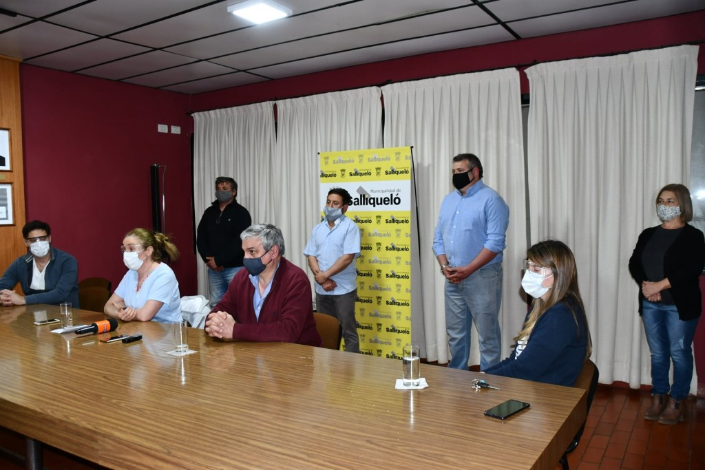 SALLIQUELÓ RETROCEDE A FASE 3 POR CATORCE DÍAS
