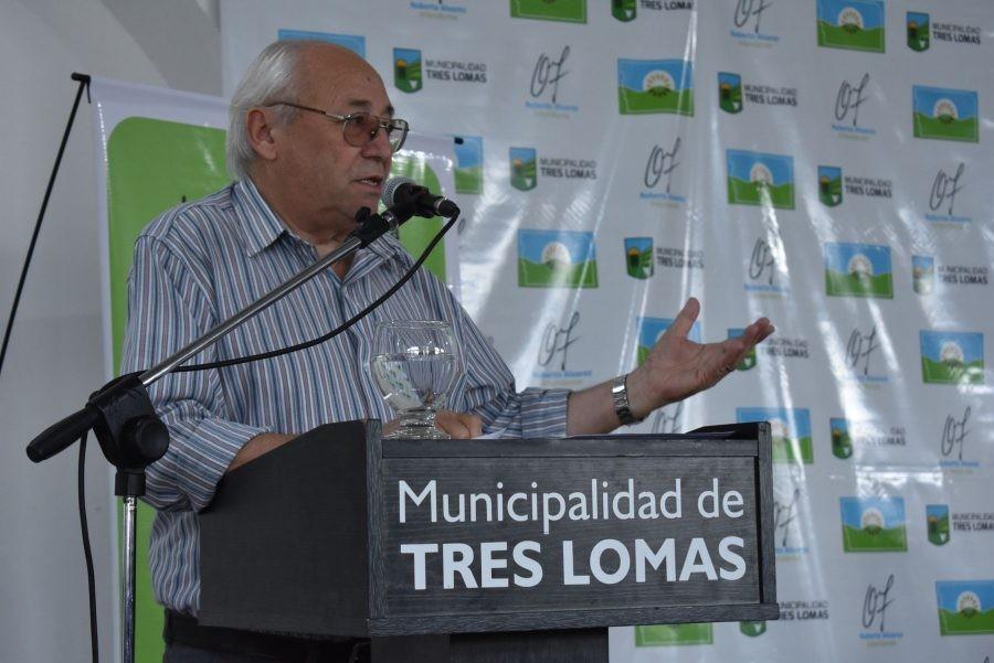 """ROBERTO ALVAREZ EN FM AMANECER: """"HAY ALGUNOS ENOJADOS QUE NO TERMINAN DE ENTENDER PORQUE HAY QUE TOMAR DETERMINADAS MEDIDAS"""""""