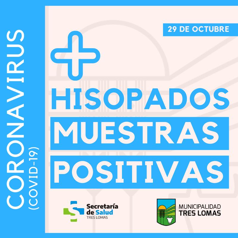 SE CONFIRMAN OTROS DOS CASOS DE COVID - 19