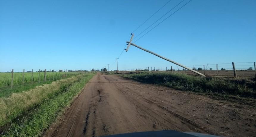 UN IMPORTANTE SECTOR RURAL SIGUE SIN ENERGÍA ELÉCTRICA