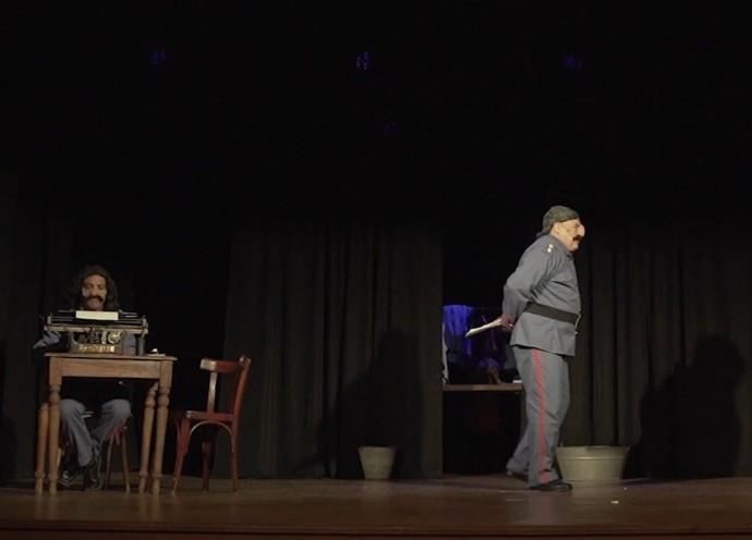 DELIBERARTE PRESENTO LA OBRA