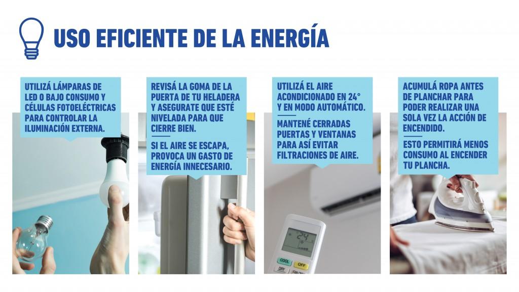 EDEN CELEBRA EL DÍA MUNDIAL DEL AHORRA DE ENERGÍA