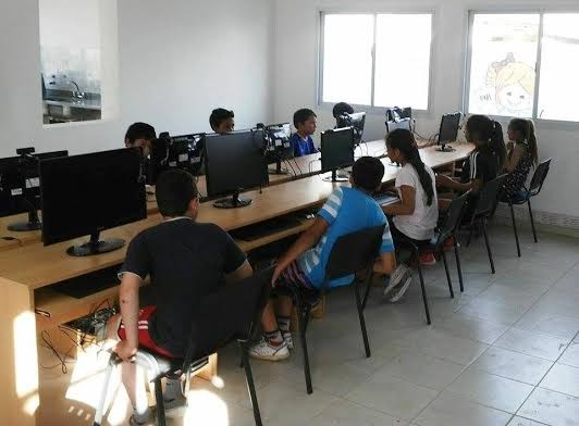 EMPEZÓ A FUNCIONAR EL NAC DEL BARRIO PLAN FEDERAL