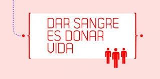 ANUNCIAN COLECTA DE SANGRE PARA EL VIERNES 11