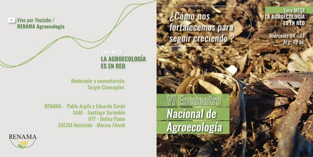 NOVIEMBRE, MES DE LA AGROECOLOGÍA