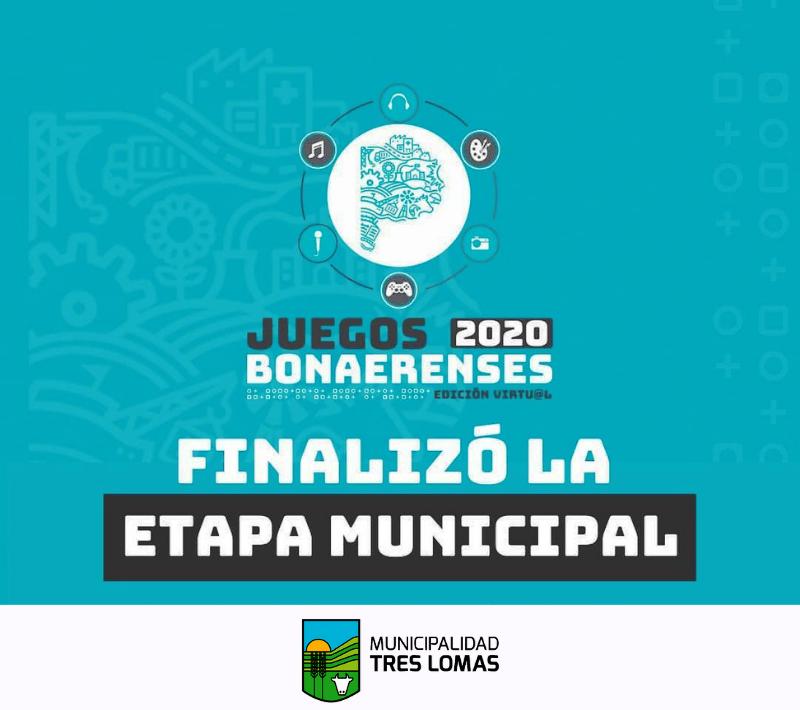 JUEGOS BONAERENSES 2020: CULMINÓ LA ETAPA DISTRITAL Y COMIENZA LA ETAPA REGIONAL