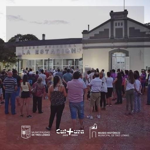 EL MUSEO DE TRES LOMAS ES PARTE DEL SITIO WEB DEL REGISTRO DE MUSEOS ARGENTINOS