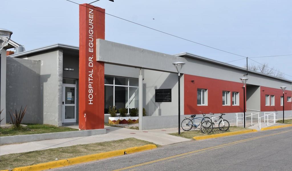 HOSPITAL MUNICIPAL FRANCISCO EGUIGUREN INFORMA A LA COMUNIDAD