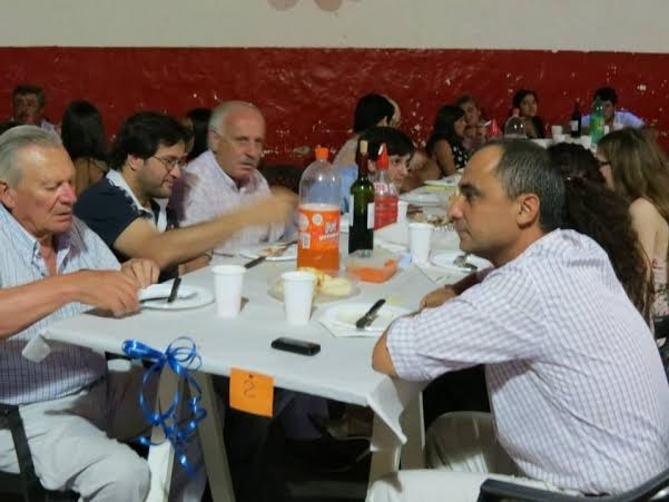 LOS EMPLEADOS MUNICIPALES ESTUVIERON DE FIESTA